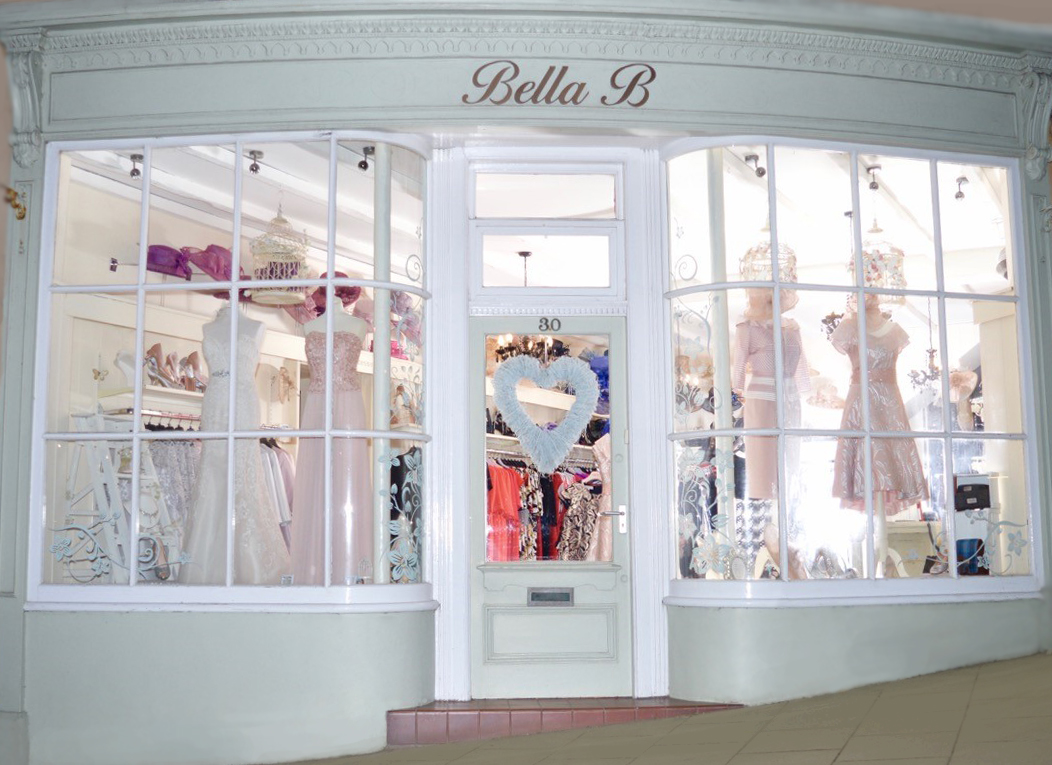 BellaBShopFront